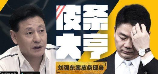 Image result for 姚其湧 刘强东