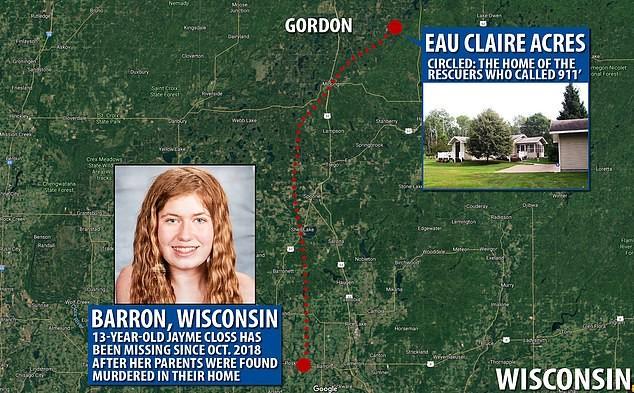 奇迹!父母被杀、遭绑架三个月后威州少女逃生 嫌犯被捕