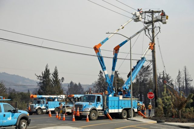被指酿致命山火,加州最大电力公司PG&E将申请破产