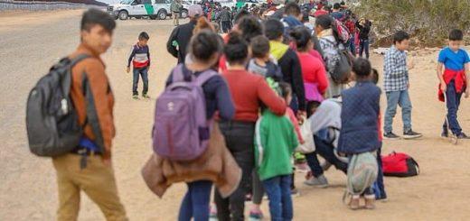 破纪录!376名中美移民偷钻隧道越边境 向当局自首(图)