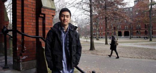 哈佛亚裔学生成首位获罗兹奖学金梦想生 喜悦之余他在害怕什么