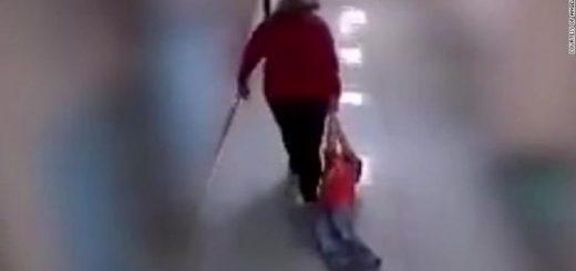 拖着患自闭症男孩穿教室 肯塔基州一教师被控罪