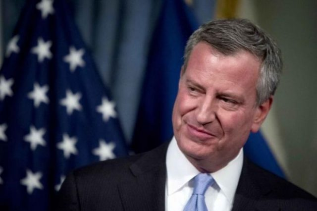 开美国先河!纽约市市长提案:给所有工人两周带薪假期