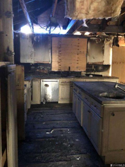 中半岛一被火灾摧毁住宅以160万售出
