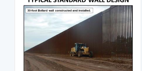 这下炸锅了,得州要帮联邦政府建墙?