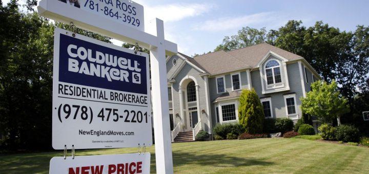 继续走软!报告称去年12月美国新屋销量同比下降18%