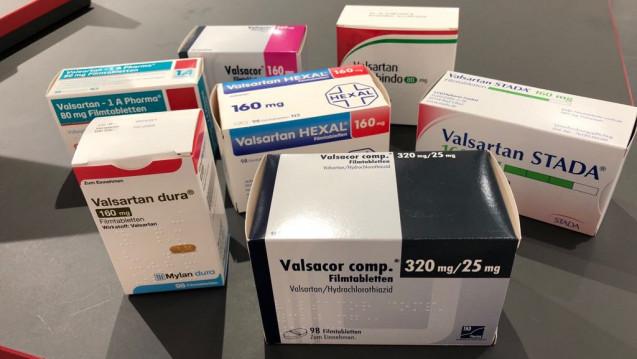 FDA已查明降压药中致癌物来源 被召回危险药物原料有些来自中国