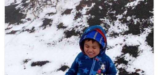 Hawaii也下雪!昨天Maui岛惊见有史以来海拔最低的降雪纪录