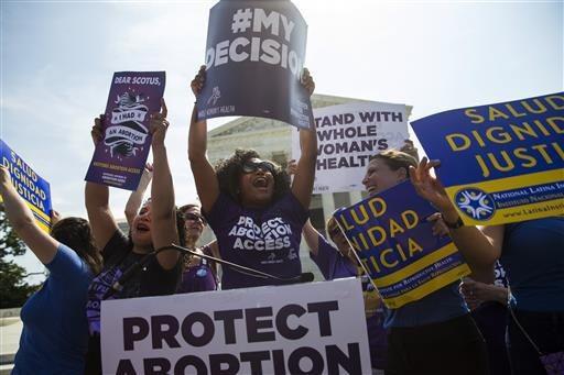 最高法院阻止路易斯安那州反堕胎法生效