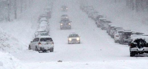 美国2亿居民再受雨雪影响 冻雨恐将成为最大隐患