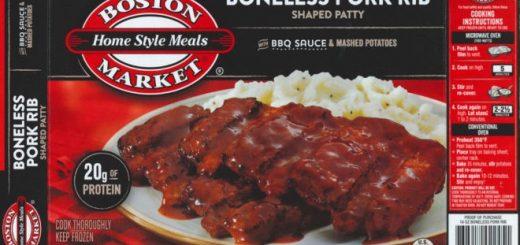 注意!可能含有玻璃或塑料 86吨冷冻猪肉被召回