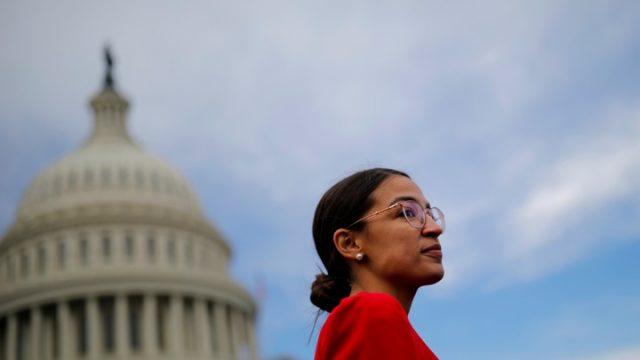 异想天开?网红国会议员提法案彻底消除美碳排放