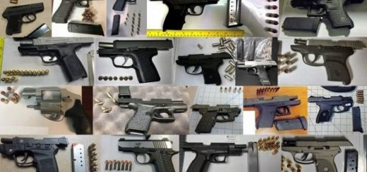 带枪上飞机?美国机场截获枪支增多 部分逃过安检