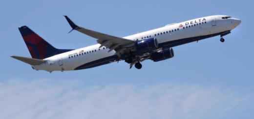 达美航空西雅图飞往上海航班因故返航