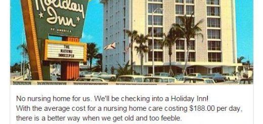 性价比远超养老院?得州64岁男子打算去这家酒店养老
