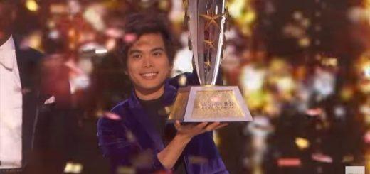 """冠军中的冠军!华裔魔术师申林""""美国达人秀冠军赛""""夺魁"""