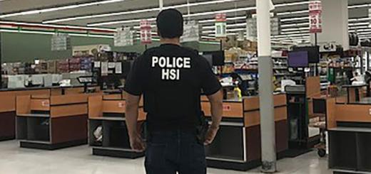 ICE加州超市拘捕26无证客 工作场所查缉飙升300%