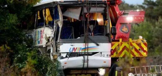 曝光行业黑幕!华人廉价团致中国游客3死34伤,司机被控重罪