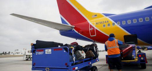联邦航空管理局针对Southwest Airlines起飞重量误差进行调查
