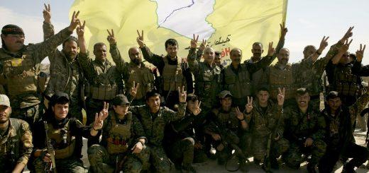 美支持叙利亚民主武装宣布完全击溃ISIS,中东反恐就此结束?