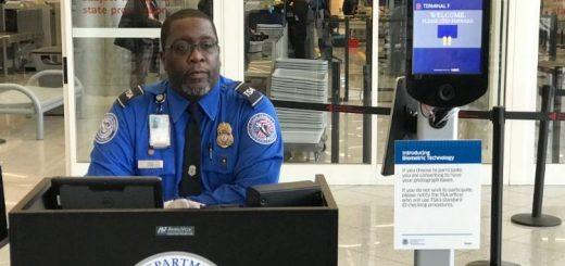 面部识别即将遍布全美机场 政府竟对数据使用无限制?