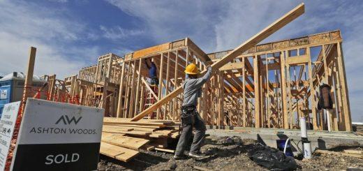 抵押贷款利率下降后,美12月份新屋销量增幅近4%