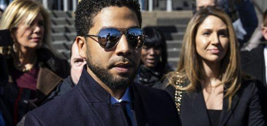 《嘻哈帝国》男星自导自演种族袭击 检方撤诉
