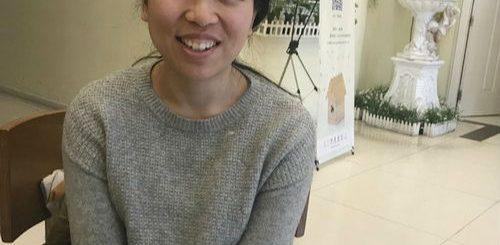 被收养华裔女孩从纽约赴华寻亲 特意申请到南京大学学中文