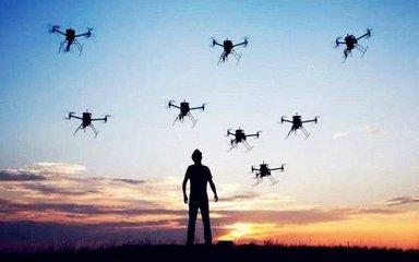 美海軍繼續開展低成本無人機蜂群技術研究