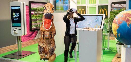 麦当劳也开始搞数字化转型:逾3亿美元收购一家科技公司
