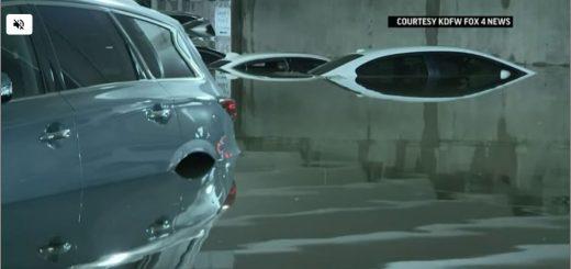 深南部州遭受洪灾龙卷风侵袭 专家:听到雷声立刻躲进屋