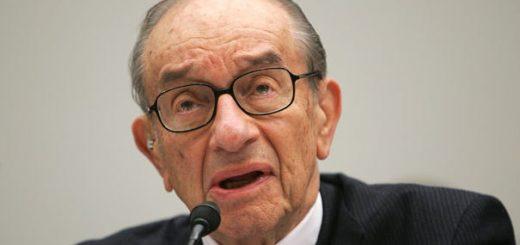 格林斯潘警告:福利负担加重 美国经济涨势将不会持续