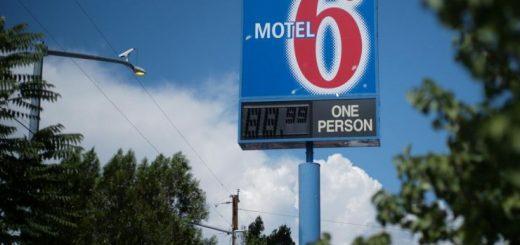 与ICE分享客人信息 6号汽车旅馆将支付1200万了结诉讼