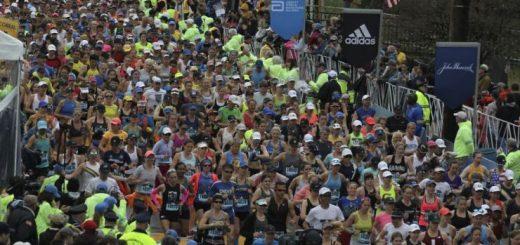 近千名中国选手参加波士顿马拉松赛 有人伪造成绩有人替跑