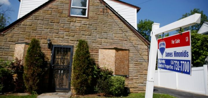 3月全美新屋销售达16个月来最高 南部最多 唯东北部下滑