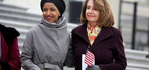 佩洛西:要确保国会议员奥玛的安全