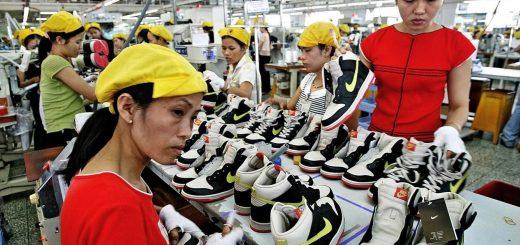 耐克阿迪吃不消 呼吁川普勿向中国鞋类加征关税