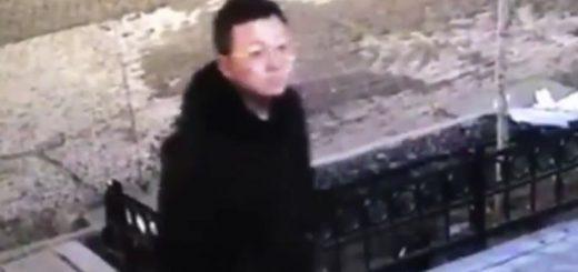 纽约华裔男子清晨KTV前抢劫另一华男 抢走受害人金项链