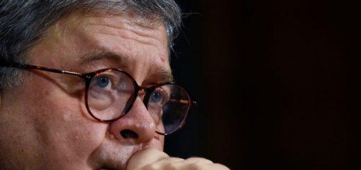 来真的!众院民主党人启动控诉巴尔藐视国会程序