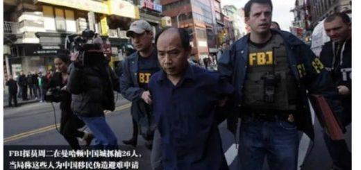 美国政府重点调查中国人,很快会将这些人统统遣返回中国!
