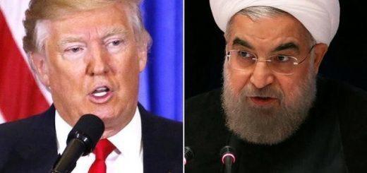 伊朗强烈斥责华府新制裁 川普:敢动美国人就灭了你