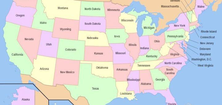 每个州的人各赚多少钱?最多的不是加州纽约