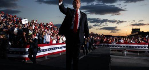 特朗普宣布 连任竞选下月佛州开锣!