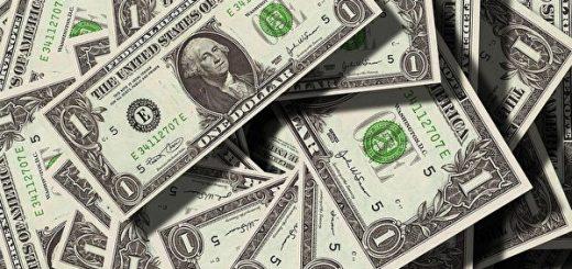 一美元在美国各州值多少钱?