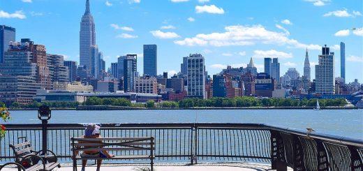 90%美国人将被90度以上热浪笼罩 纽约等地或停电