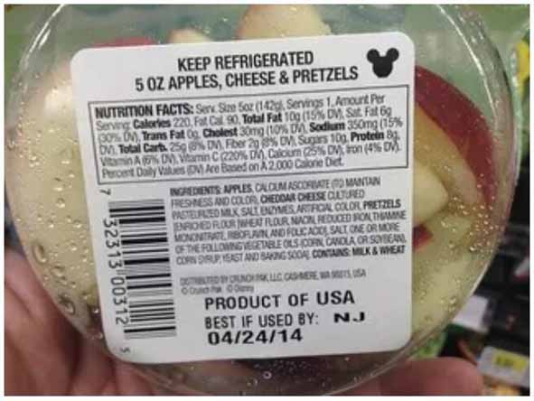 食品浪费太严重!美国当局采取行动了