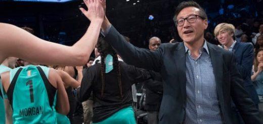蔡崇信创纪录$35亿买下NBA篮网队和巴克莱中心