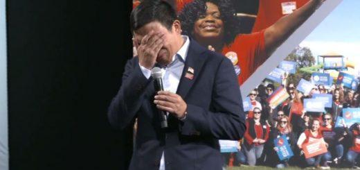 马斯克发推背书杨安泽 谈控枪问题激动落泪