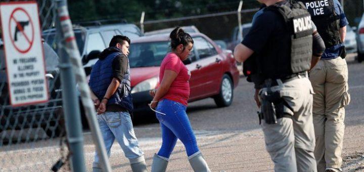 密西西比爆出史上最大无证移民大扫荡