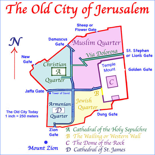 舒言静语 | 以色列🇮🇱约旦🇯🇴之旅(上)